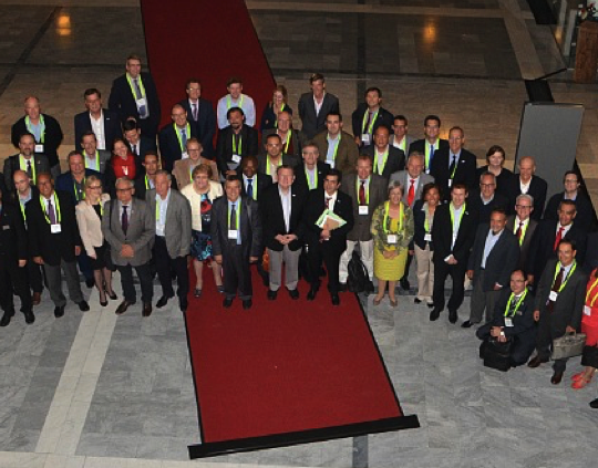 Council of Delegates in Rotterdam